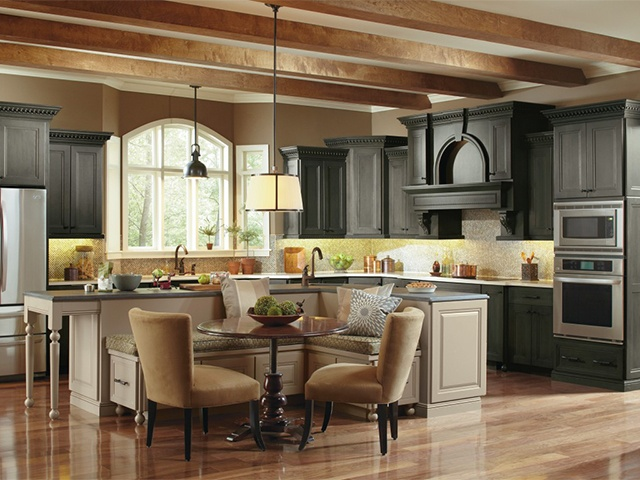 Kitchen Cabinetry by Aristokraft Cabinetry