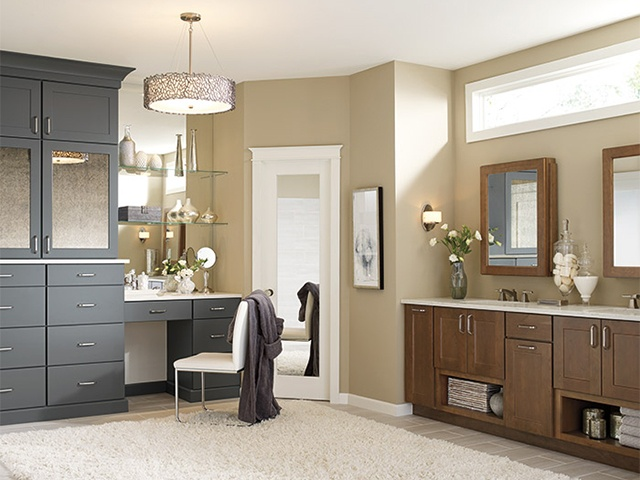 Bath Cabinetry by Schrock